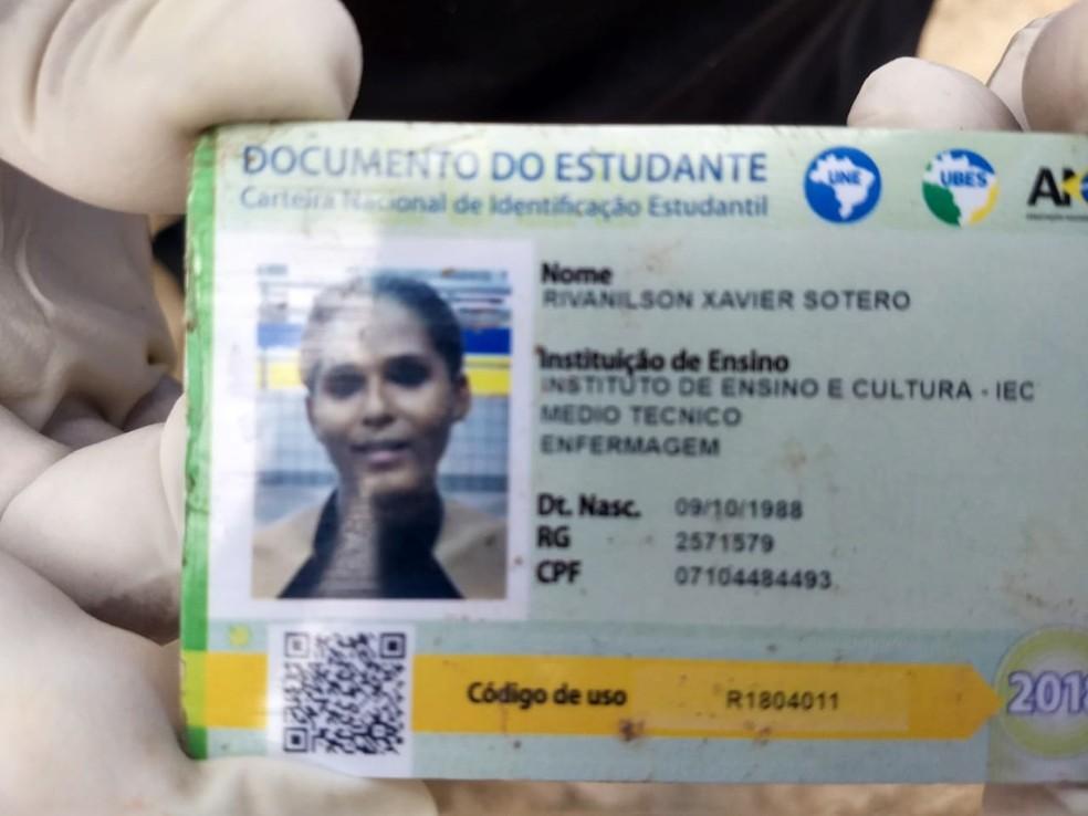 Rivanilson Xavier Sotero tinha 30 anos — Foto: PMRN/Divulgação