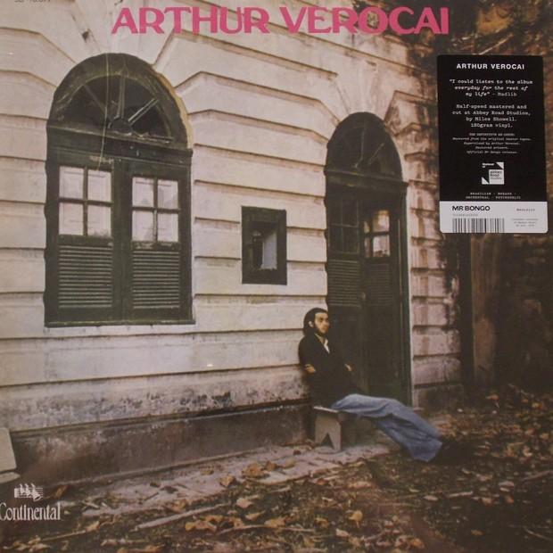 Arthur Verocai (1972) (Foto: Divulgação)