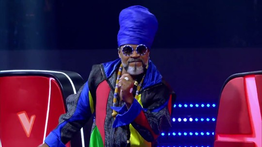 Carlinhos Brown fala das expectativas com os primeiros integrantes do seu time