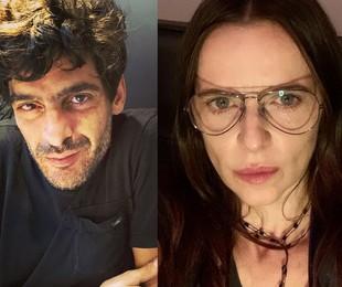Julio Machado e Maria Luisa Mendonça | Reprodução