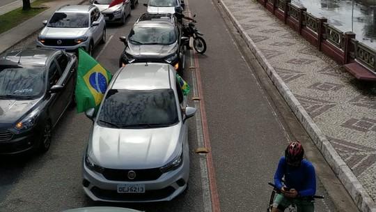 Foto: (Moisés Nascimento/TV Liberal)