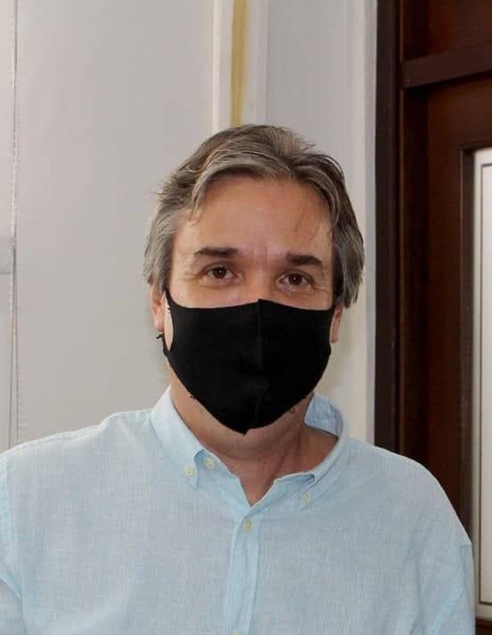 Morre secretário de Governo e Relações Institucionais, Adriano Viterbo — Foto: Divulgação/Prefeitura de Taubaté
