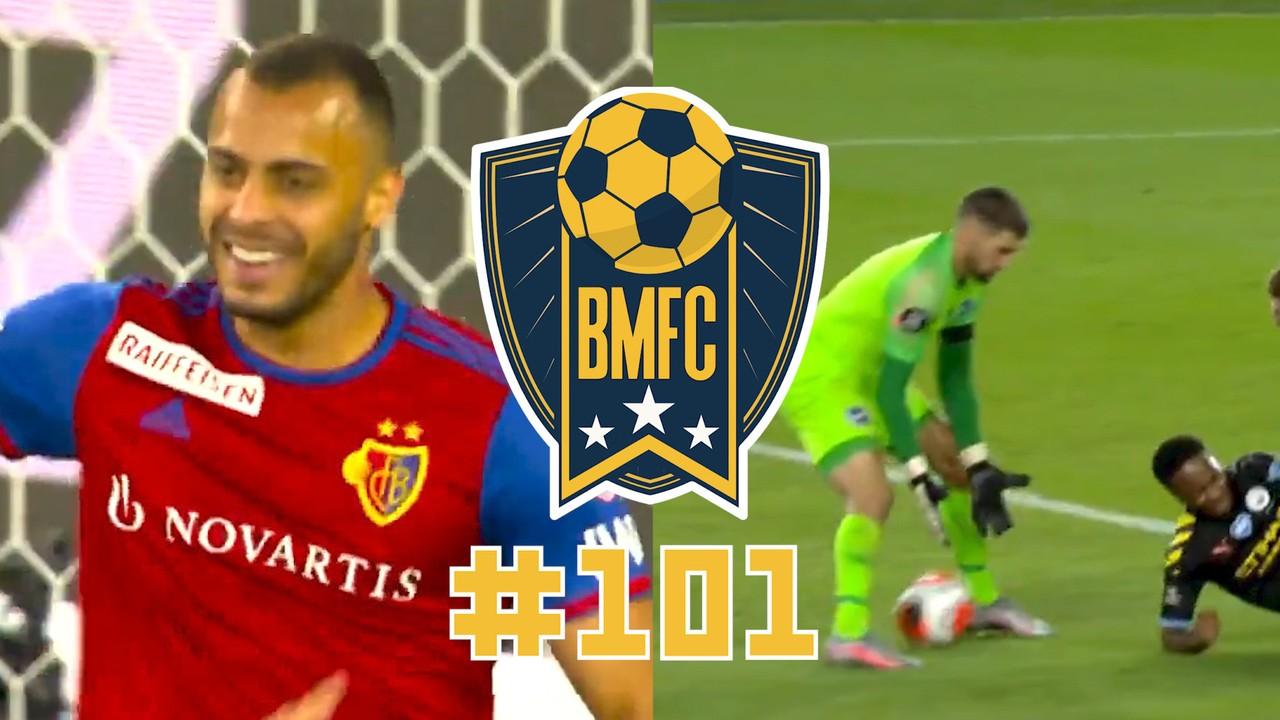 BMFC #101: Letras brasileiras e gol bizarro de Sterling