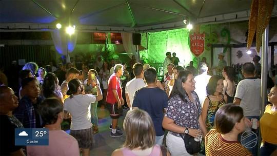 Carnaval já começou: Fim de semana teve festa de tradicional cordão em Campo Grande