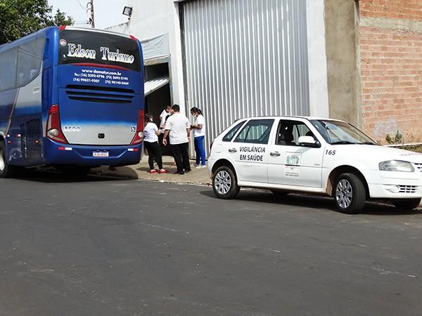 Mulher é encontrada morta dentro de ônibus de viagem em Américo Brasiliense