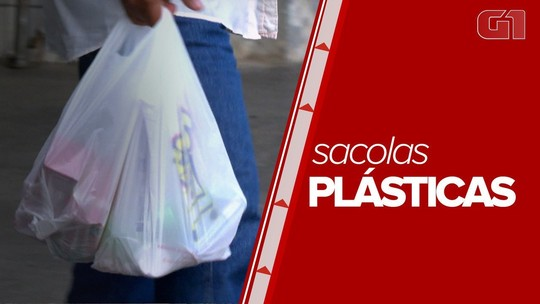 Começa a valer hoje proibição de sacolas plásticas em supermercados no RJ