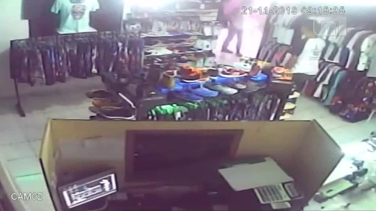Comerciante é baleado no rosto durante tentativa de assalto em Parnaíba