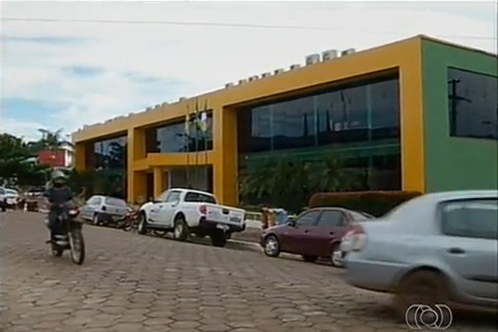 Prefeitura de Porto Nacional abriu inscrições para 504 vagas — Foto: Reprodução/TV Anhanguera