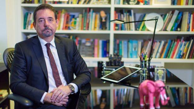 Para Marco Aurélio Rudieger, da FGV, política será cada vez mais permeável à pressão das novas tecnologias, processo que considera ser 'irreversível' (Foto: FGV)