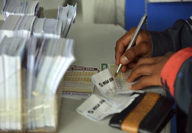 Mega-Sena ; loteria ;  (Foto: Wilson Dias/Agência Brasil)