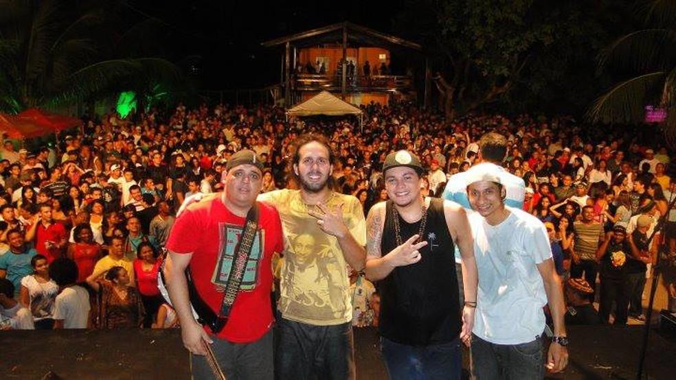 Reggaetown — Foto: Divulgação