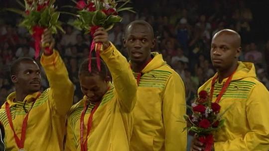 COI desclassifica Jamaica, Bolt perde ouro e Brasil deve ficar com bronze