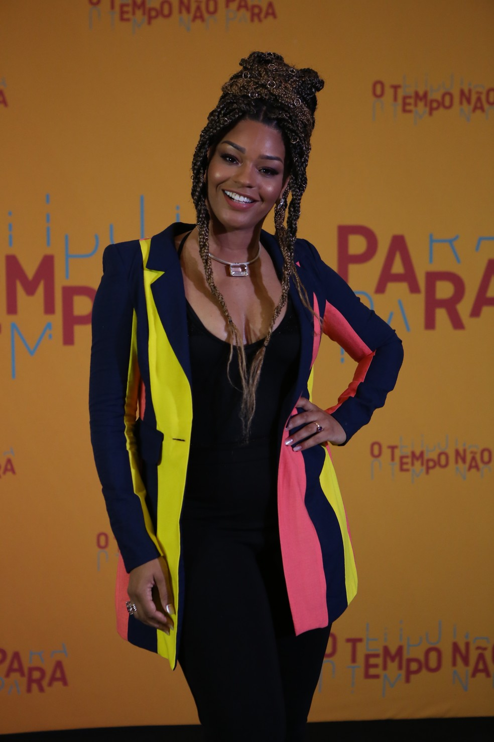 Juliana Alves (Foto: Isabella Pinheiro/Gshow)