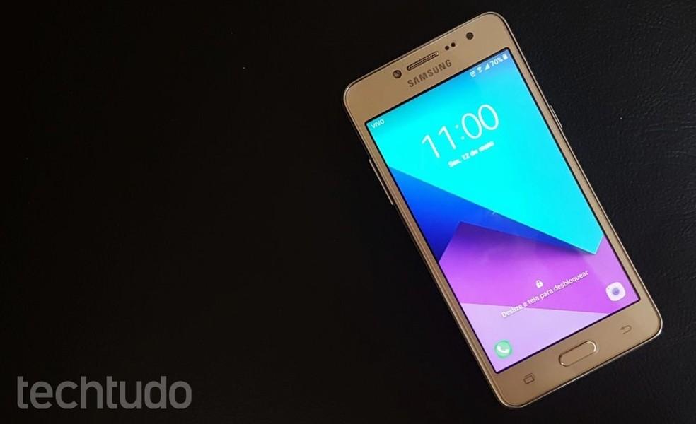 Como atualizar o Android do Galaxy J2 Prime | Celular | TechTudo