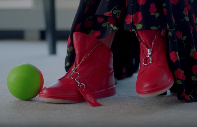 Um dos Air Jordans AWOK, da colaboração da Nike com a Vogue americana (Foto: Divulgação)