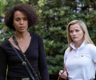 Reese Witherspoon e Kerry Washington em 'Little fires everywhere' | Divulgação
