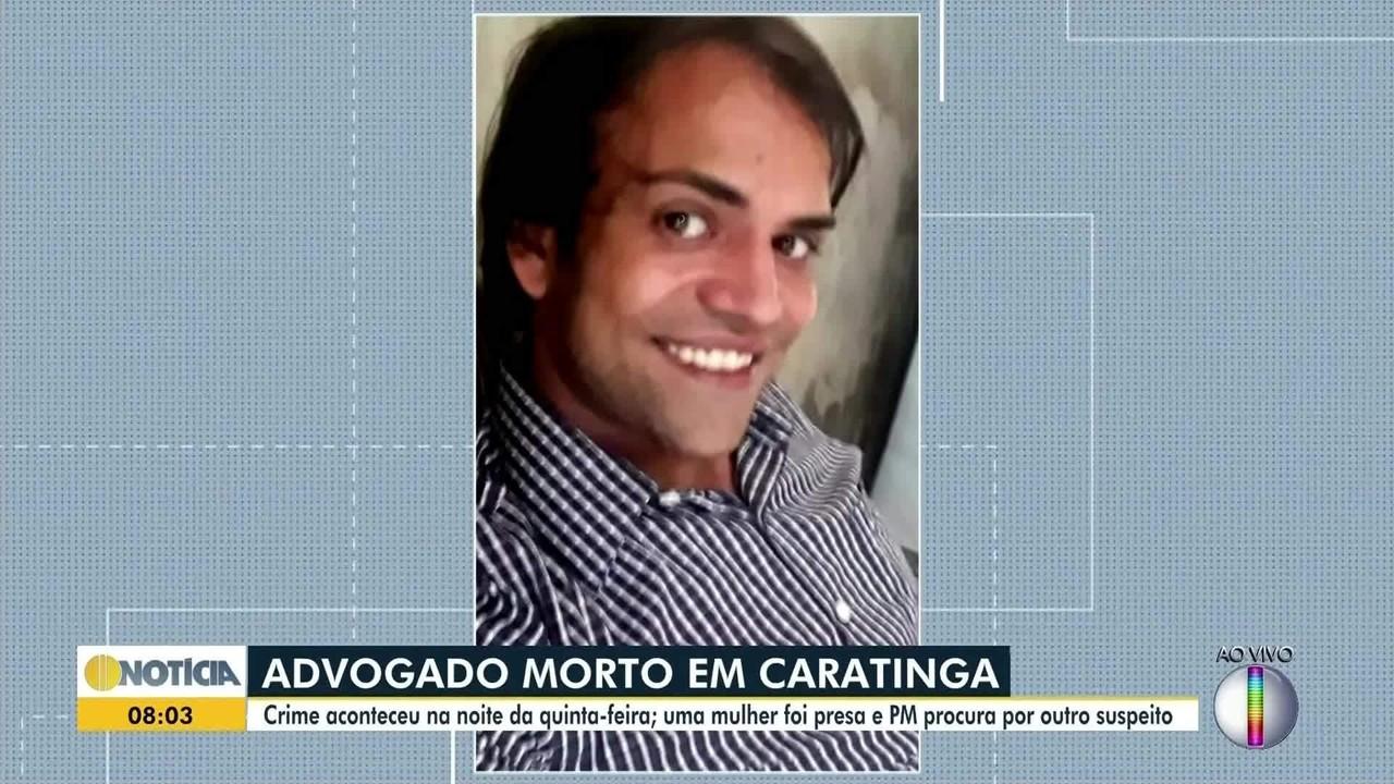 Advogado é morto a tiros no Centro de Caratinga
