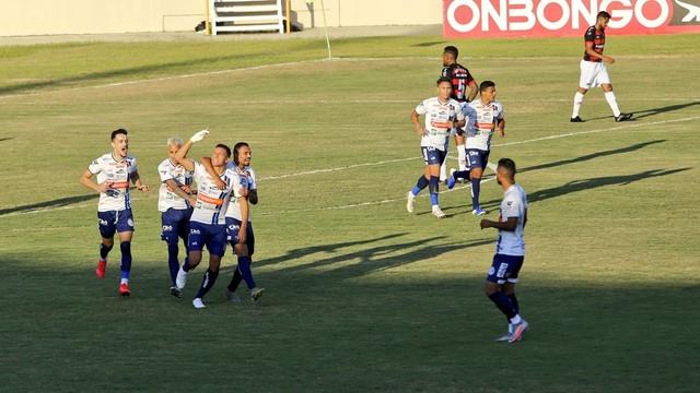 Confiança x Oeste, Campeonato Brasileiro Série B 2020