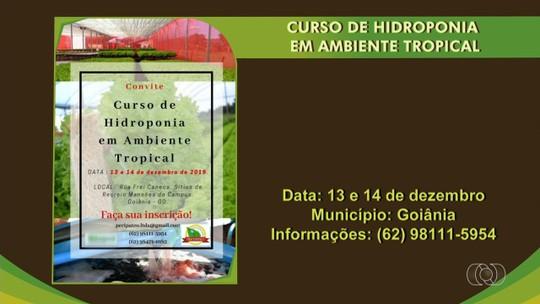 Confira os principais eventos desta semana para o agronegócio em Goiás