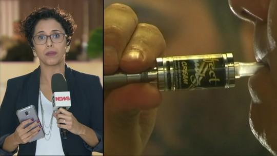 Audiência pública no Rio discute uso de cigarros eletrônicos, que são proibidos no Brasil