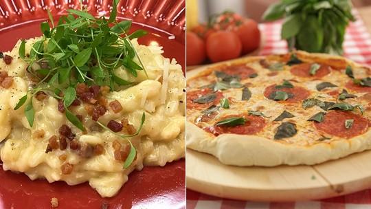 Comida italiana: 10 pratos típicos que você precisa provar