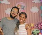 João Luiz e a irmã Ana Cecília | Arquivo pessoal
