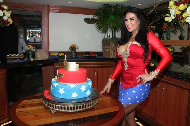 Solange Gomes (Foto: Thyago Andrade/ PhotoRio News)