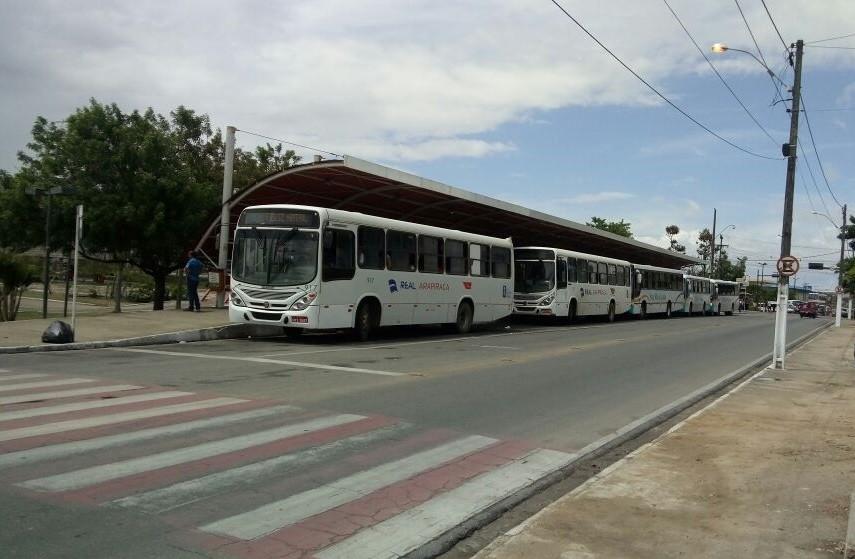 Empresa de ônibus de Arapiraca, Alagoas, reduz frota por falta de combustível
