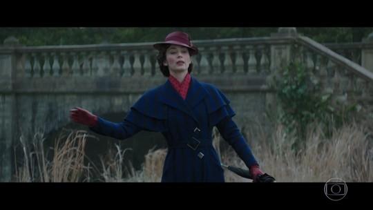 Mary Poppins volta às telas dos cinemas após 54 anos