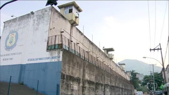Fotos de presos na Lava Jato não aparecem no sistema de penitenciária