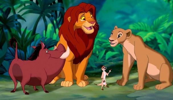 O Rei Leão (Foto: Reprodução)