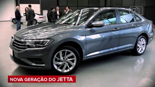 Volkswagen Jetta: primeiras impressões