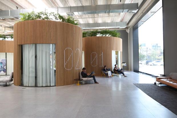 Conheça o novo escritório do Mercado Livre  (Foto: Divulgação)