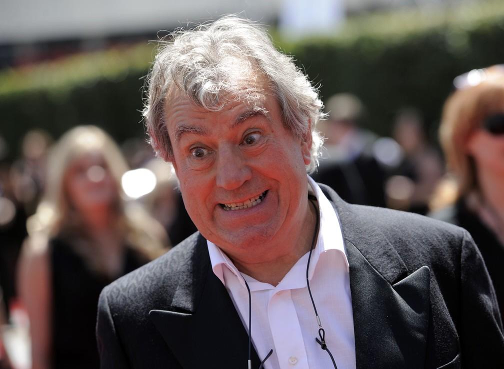 Resultado de imagem para Terry Jones, dos Monty Python, morreu aos 77 anos