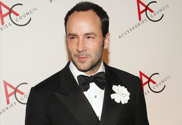 Todo menino deveria se inspirar no guapo do Tom Ford <3 (Foto: Getty Images)