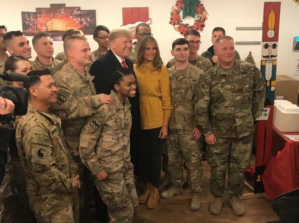 Carta de general americano sugere que EUA se retirariam do Iraque;  Pentágono nega saída e diz que mensagem foi 'erro' | Mundo | G1