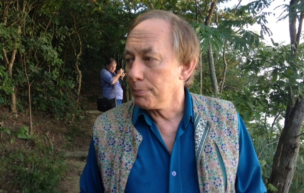 Ex-ministro Carlos Minc — Foto: Mariucha Machado/G1