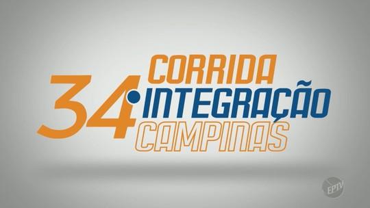 Corrida Integração abre inscrições para a 34ª edição da prova em Campinas