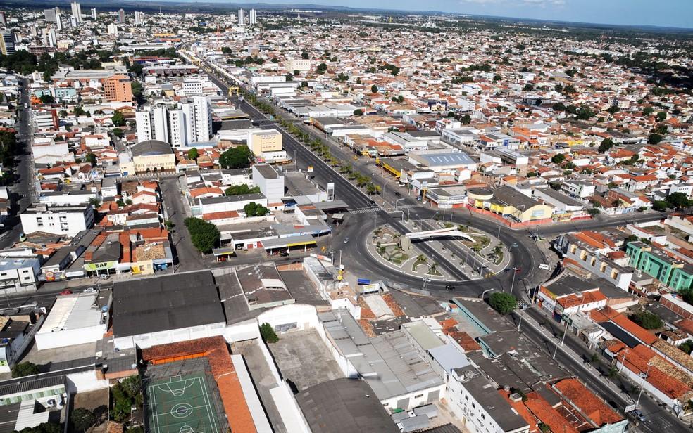 Veículos de Feira de Santana que possu3em débitos de IPVA não podem s er apreendidos (Foto: ACM/Divulgação)