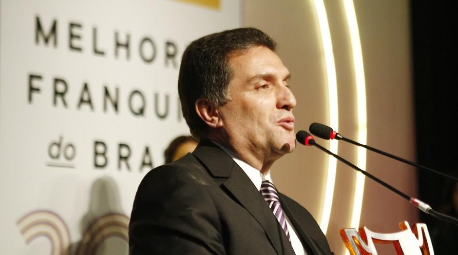 Dorival Oliveira, vice-presidente de franquias do McDonald's Brasil (Foto: Divulgação)