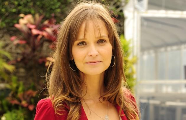 Desde 2015, Fernanda se dedica a carreira de apresentadora. Seu último trabalho como atriz foi em 'O outro lado do paraíso', em  2017 (Foto: João Miguel Júnior/TV Globo)