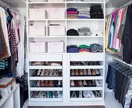 Closet em ordem: 5 dicas para melhorar a organização do armário