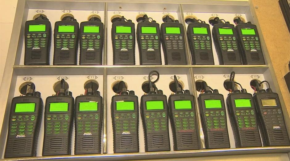 Os rádios da Maxtech NetWorks (Foto: Reprodução)