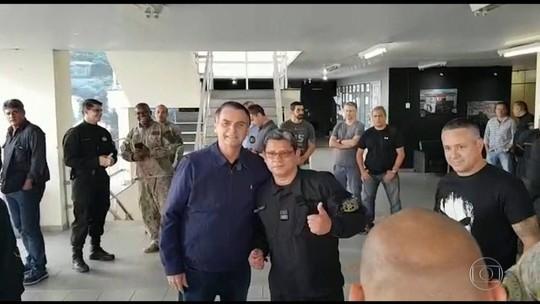 Bolsonaro defende redução da maioridade penal e fim das 'saidinhas'
