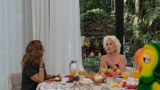 Eliane Giardini abre o coração no 'Mais Você: 'Casar nunca mais!'