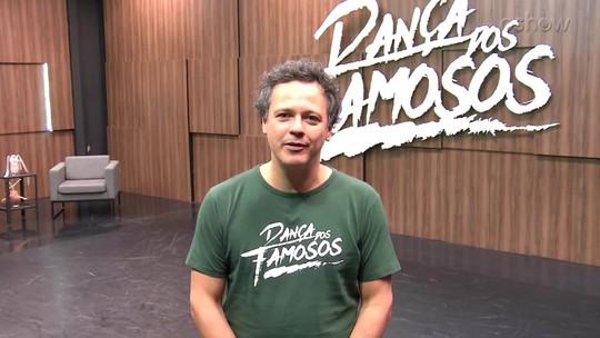 'Dança dos Famosos': time masculino se prepara para o country e fala da rapidez dos passos
