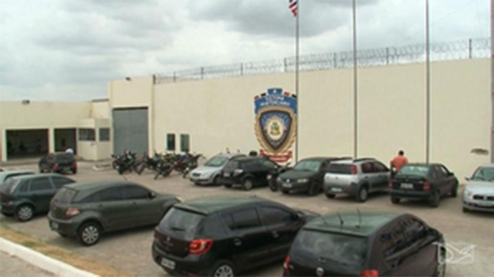 Complexo Penitenciário de Pedrinhas — Foto: Reprodução/TV Mirante