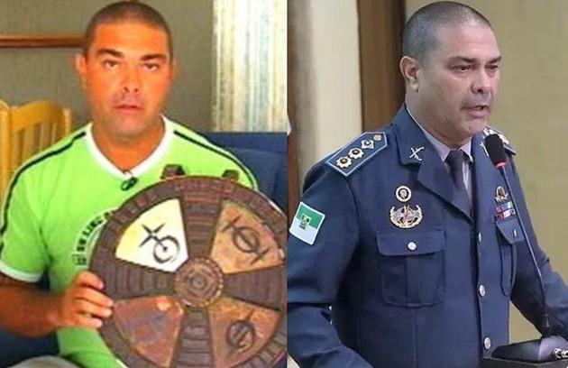 A terceira temporada foi vencida pelo Capitão Rodrigo, do Rio Grande do Norte. Ele segue na Polícia Militar e hoje é coronel (Foto: Reprodução)