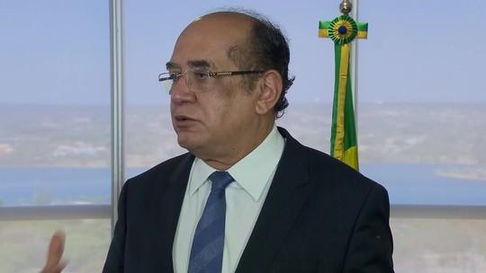 Após arquivamento da denúncia, Gilmar Mendes diz que Congresso pode se concentrar na reforma política