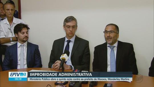 MP abre a quinta investigação contra o ex-prefeito de Mococa e apura prejuízo de R$ 5 milhões